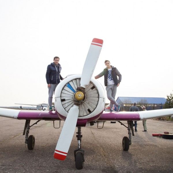 Высший пилотаж 3
